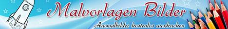 Malvorlagen und Ausmalbilder für Kinder