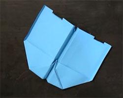 Papierflieger Falten Anleitung Für Kinder