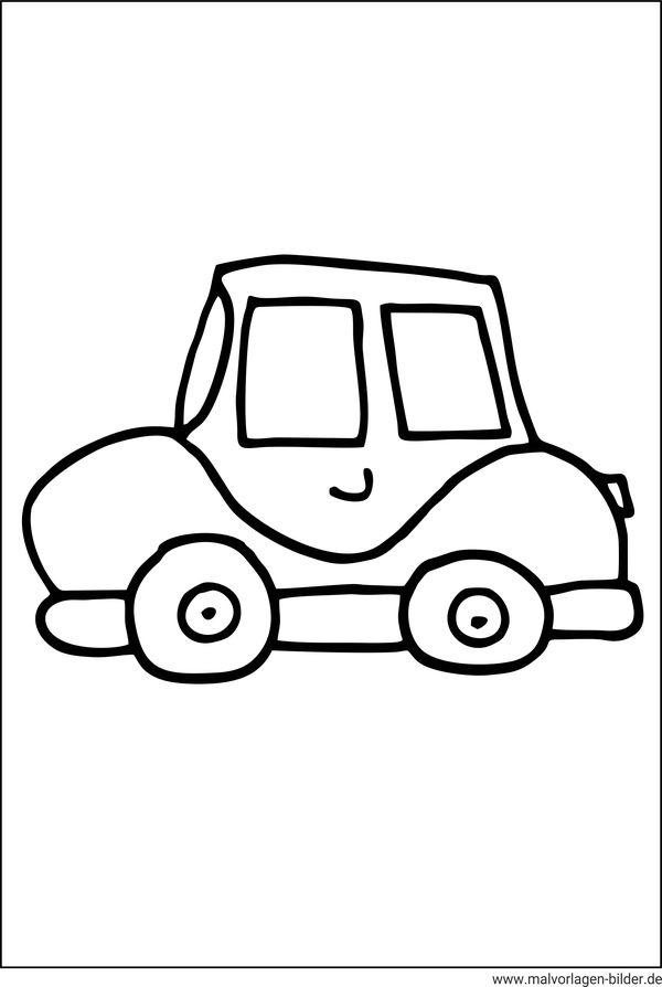 Auto Gratis Windowcolor Bild Zum Ausdrucken
