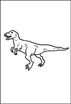 malvorlagen von dinosauriern und drachen kostenlose
