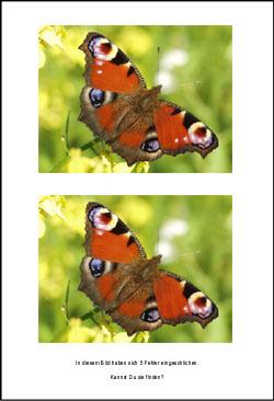 bilderrätsel, fehlerbilder zum ausdrucken