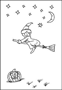 Halloween Malvorlagen Und Ausmalbilder Für Kinder Zum Ausdrucken