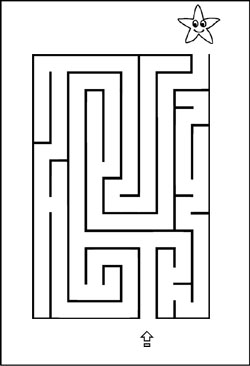 labyrinth bilder f252r kinder kinderr228tsel