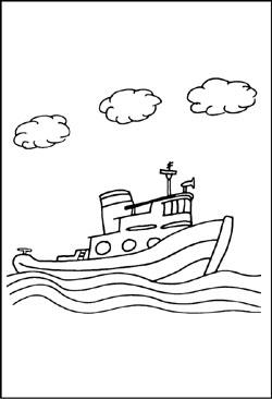 Malvorlagen Schiffe Boote Ausmalbilder Segelschiff 10