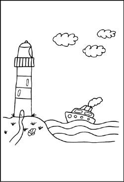 Malvorlagen Schiffe Und Boote