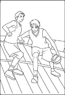 Sport Gratis Malvorlagen Und Ausmalbilder
