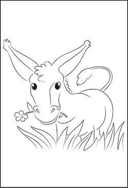ausmalbilder heimische tiere - kostenlos zum ausdrucken