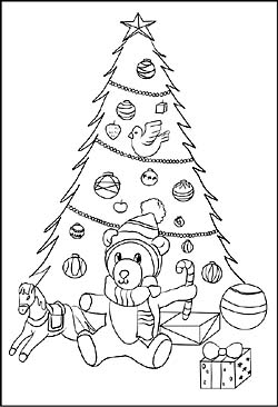 Ausmalbilder Weihnachten Gratis.Malvorlagen Zu Weihnachten Kostenlos Ausmalbilder Und Malbilder