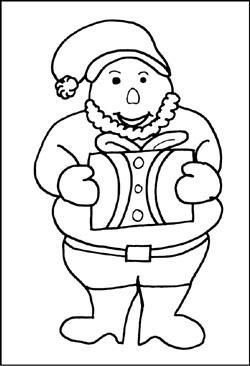 malvorlagen zu weihnachten | kostenlos ausmalbilder und malbilder für kinder