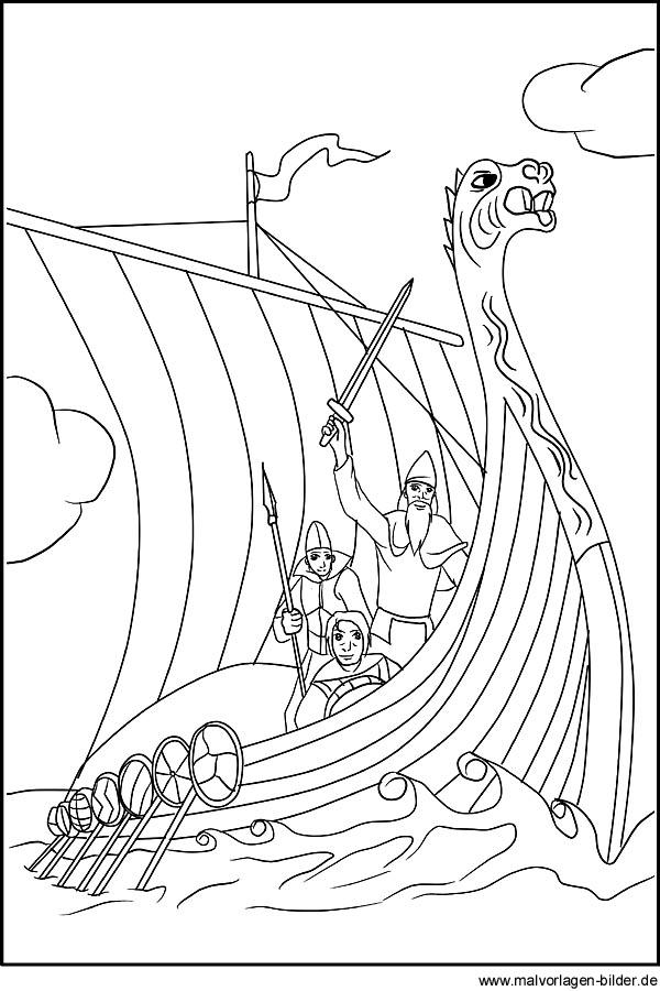wickie de viking kleurplaat kids n fun de 36 ausmalbilder